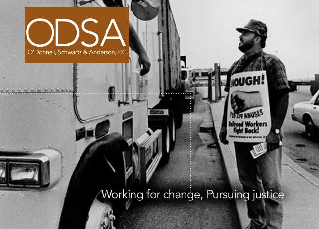 ODSA Law - Working for Change
